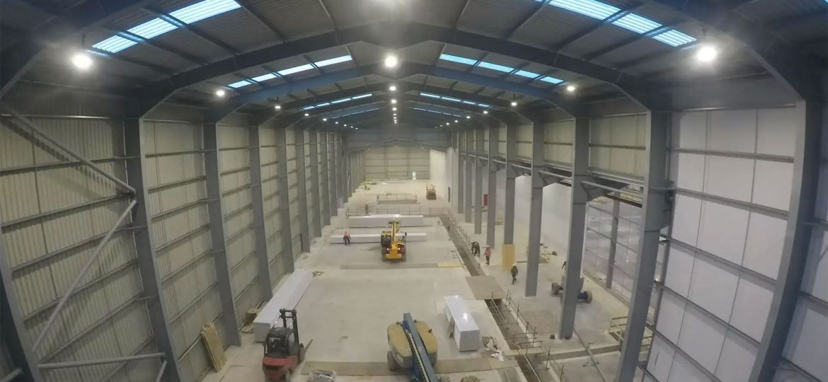 Weekly Construction Timelapse w/e Feb 26th